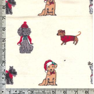 Christmas Flannel Prints