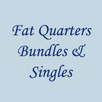 Fat Quarters 18x22 Bundles & Singles